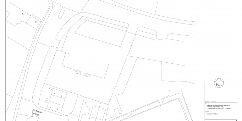 2214 51_Site plan as existing-1