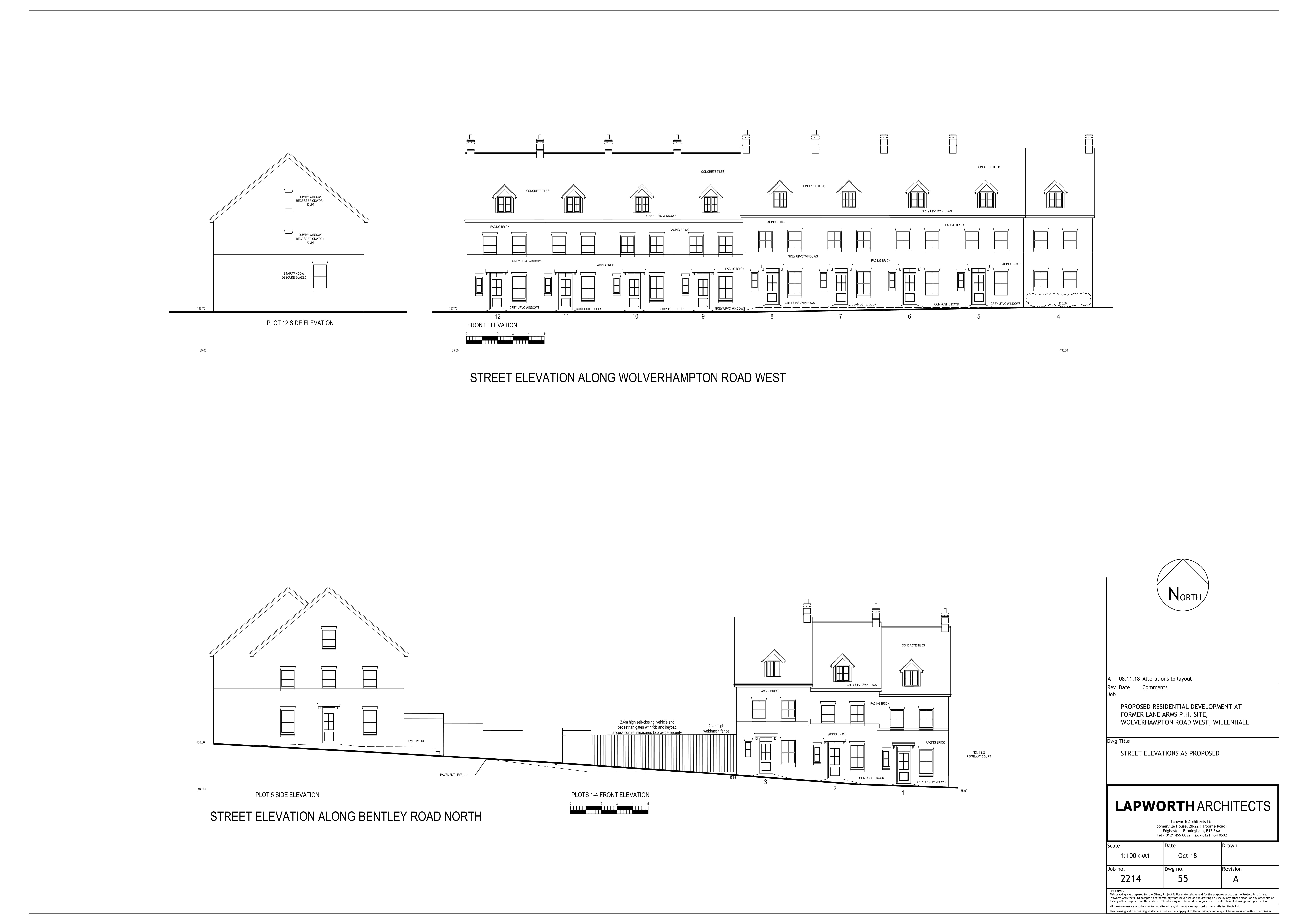 Plot with Planning Approved