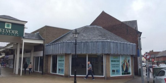Belvoir Shopping Centre, Coalville